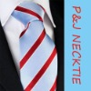 Men's Fashion Woven Polyester Tie