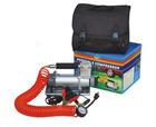 12V DC Car Portable travel inflator air compressor