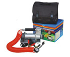 12V DC Car Portable travel inflator air compressor