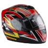 motorcycle helmet with ECE