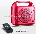 USB TF card music speaker amplifier microphone remote control N94