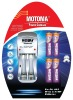 AA, AAA, Battery Charger for Flashlight