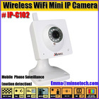 Mobile View, i OS View IR 10Meter Easy to install Wireless IP Audio Camera WebCam