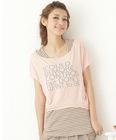 2012 new korean ladies'fashion two-piece T-shirt