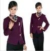 ladies standard style airline uniform 2012