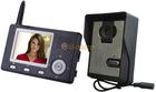 2.4G Color wireless video door phone