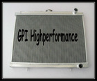 aluminum radiator Nissan Skyline GTR/GT-R BNR34/R34,V-Spec,Z-Tune RB26DETT