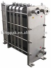 Plate heat exchanger (food grade multistage type)