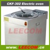 Smoke free electric oven