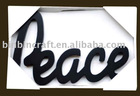 Bin-10690(B) Wooden alphabet letters