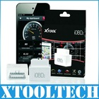 HOT SALE] iOBD2 OBD2 / EOBD Car Doctor vehicle diagnostic tool communicates with iPhone Smart phones by WIFI / Bluetooth