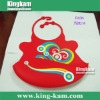 2011 fashionable bibs for baby with circles design