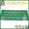 2 layer pcb (ENIG finish)