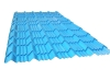 Tile/roof panel by color tile/roof forming machine
