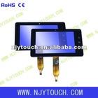 7 wide screen touch screen hdmi module