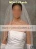 Beautiful bridal veils V-004
