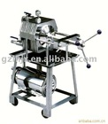 LH-100 Multi layer stainless steel plate and frame type filter press for perfume/water/beverage