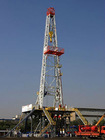 3000HP Electrical Driven oil Drilling Rigs