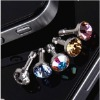 New arrival Diamond Dust proof Plug for iphone 5