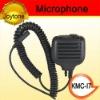 Best sale portable two way radio microphone (KMC-17)