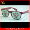 LOGO custom party sunglasses for party show