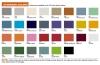 Locker standard colors