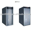 High quality wine fridge Suitable for home or hotel,HW-12