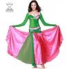 Fashion and modern sexy gypsy Belly Dance performance wear,belly dancing clothes,belly dance costumes set (QC2069)