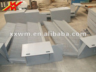vibration screen bar type sieve plate