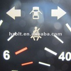 Speedometer faceplates,backlit dials,plastic gauges