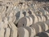 china granite antique millstone