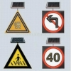 sloar traffic sign