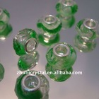 8*14mm millefiori glass bead