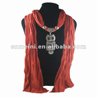 2012 fashion scarf pendant owl
