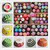 Colored greaseproof paper baking cup cupcake liners