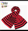 Flag Knit Scarf In Stock