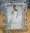 sliver photo frame,photo picture frame,acrylic photo frame