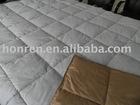210T peach skin polyester blanket