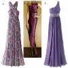 Fashion evening prom dress