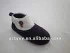 Handmade felt women shoes