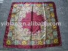silk scarf (fashion scarf,scarf,woven scarf,printing scarf,gift, satin scarf,square scarf)