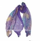 2011 fashion lady's polyester scarf NUS01FJ012-2