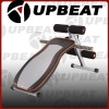 fitness equipment sit up bench