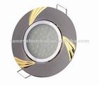 best quanlity Zinc alloy ceiling lamp cover