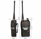 Durable Two Way Radio 199 Channels 5KM talking distance Automatic Searching Function Handheld Walkie Talkie