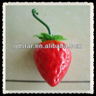 exquisite decorative artificial foam strawberry fruit