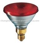 Philips E27 PAR38 reflector lamp color