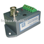 UTP Video Balun, video transmission, 1 channel active balun, camera balun