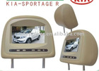 KIA sportage Car Headrest monitor for KIA-SPORTAGER car audio car dvd