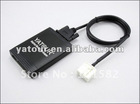 Digital USB adapter for OEM car radio/stereos